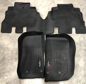 5df58c8848 Weathertech 2014-18 Jeep Wrangler Front   Rear Mats for Sale in Fort  Lauderdale