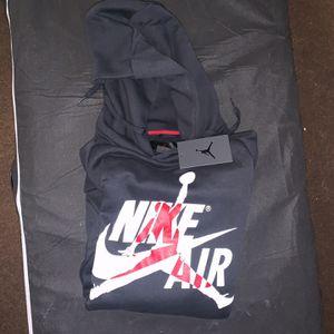 Nike Air Jordan (Black) sweater -M for Sale in Compton, CA