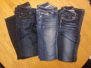 Guess and Vanity jeans for Sale in New Hradec, ND