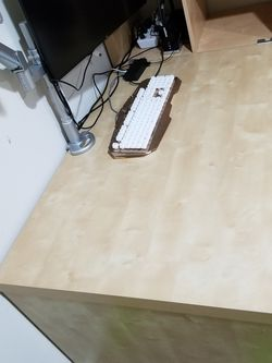 L Shape Desk Attachment From IKEA for Sale in Redmond,  WA