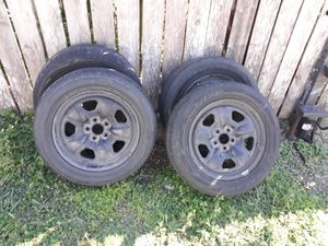 Stock camaro tires for Sale in CORP CHRISTI, TX