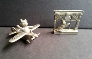 spoontiques pewter figurines for sale   View 44 ads