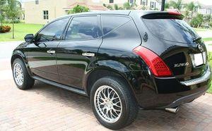 Beautiful 2006 Nissan Murano SL 4WD-Wheelsss for Sale in Salt Lake City, UT