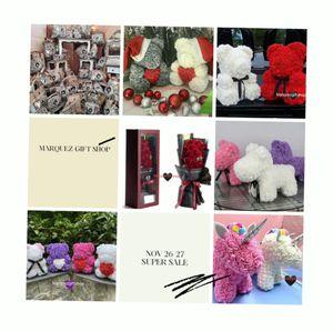 Nov 26-27 Super Sale Rose Bears for Sale in Riverside, CA
