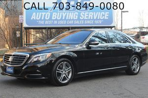 2016 Mercedes-Benz S-Class for Sale in Fairfax, VA