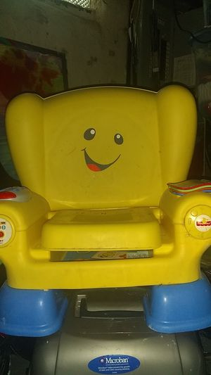 Fisher Price smart stages interactive chair for Sale in Philadelphia, PA