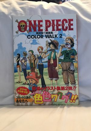 One Piece Color Walk 2 Japanese (Rare) for Sale in Long Beach, CA