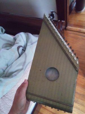 Wood harp for Sale in Belleville, NJ