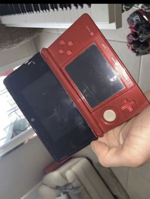 Nintendo 3DS @ with the case for Sale in Hollywood, FL