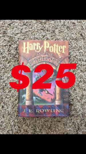 Harry Potter Books for Sale in Lancaster, CA
