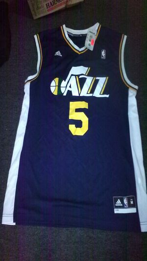 Brand new Devin Harris utah jazz Jersey for Sale in Salt Lake City, UT