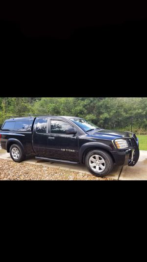 2005 NISSAN TITAN for Sale in Conroe, TX