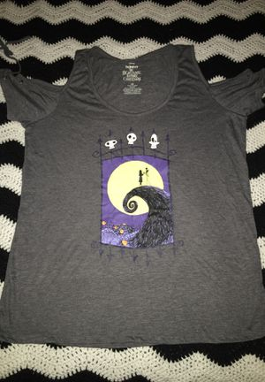 Nightmare before Christmas T-shirt for Sale in Compton, CA