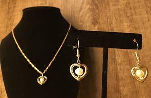 RivorSyde Heart Jewelry Set for Sale in Lakewood, CO