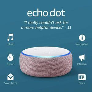 Echo Dot (3rd Gen) Smart Speaker with Alexa for Sale in Fresno, CA