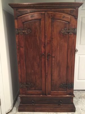 Cabinet, media, armoire for Sale in PORT JEFF STA, NY