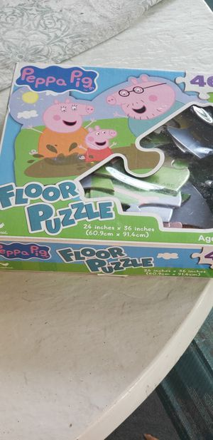 Lot puzzles, matching games & paw patrol book play for Sale in New Port Richey, FL