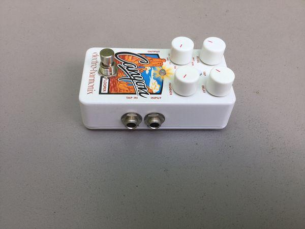 Electro-Harmonix Canyon Delay and Looper Guitar Pedal