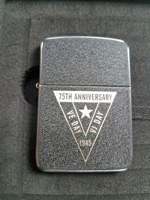 Zippo VE/VJ 75th Anniversary collectible 49264 for Sale in Los Angeles, CA