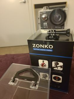 Zonko action waterproof camera for Sale in Milpitas,  CA