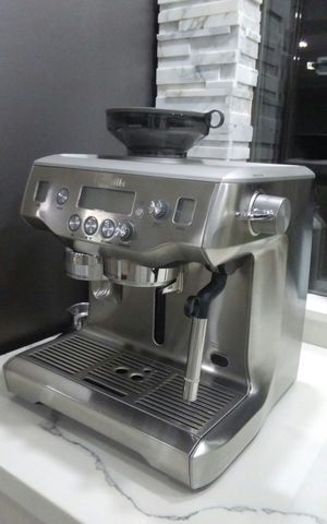Breville BES980XL Oracle Espresso Machine, Brushed Stainless Steel for Sale in Federal Way, WA