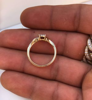 14k gold diamond ring for Sale in Los Angeles, CA