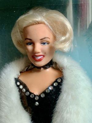 Marilyn Monroe Collector Classic Spotlight Splendor Barbie LE COA Doll 1993 for Sale in Mountain View, CA