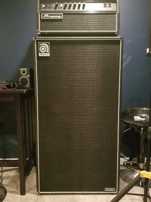 Ampeg SVT810 Classic Cabinet for Sale in Fredericksburg, VA