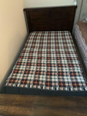 Twin bunk beds full Bunk Bed . for Sale in Alexandria, VA