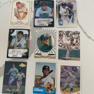 Baseball cArdS for Sale in Rockdale, IL