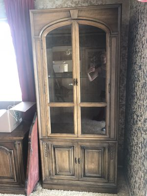 Antique China Cabinet (one left) for Sale in Upland, CA