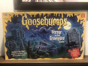 Goosebumps Terror in the Graveyard for Sale in PA, US