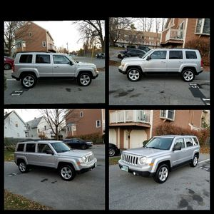 2012 Jeep Patriot Latitude Automatic 4x4 AWD for Sale in Lowell, MA