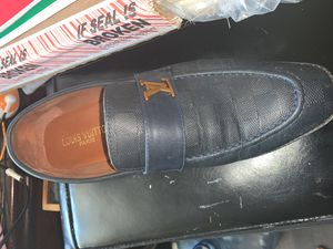Louis Vuitton men's shoes size 10 for Sale in Upper Marlboro, MD