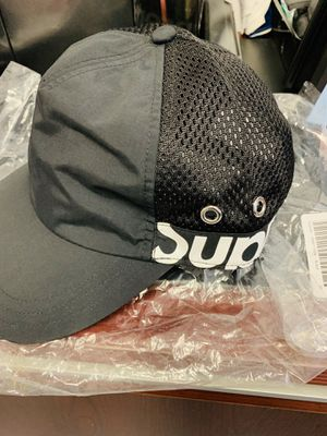 Supreme side logo 5-panel hat for Sale in Dublin, OH