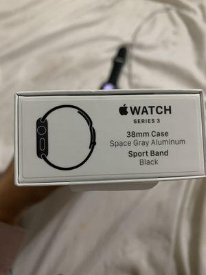Apple Watch series 3 for Sale in Temple Terrace, FL