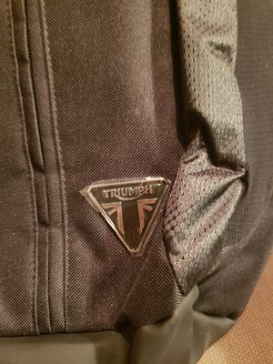 TRIUMPH backpack (motorcycle brand) for Sale in Mountain View, CA
