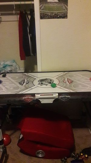 kids air hockey table for Sale in Duncanville, TX