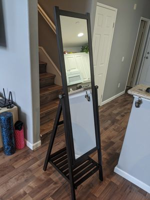 Tilting room mirror, IKEA for Sale in Santa Clarita, CA