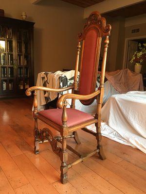 Antique Chair Vintage furniture for Sale in Glendora, CA