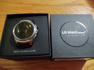 LG watch urbane LTE Android watch for Sale in Fresno, CA