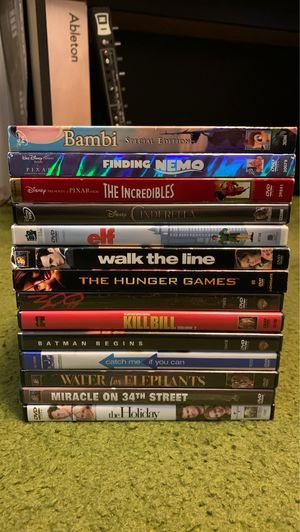 DVD movies for Sale in Long Beach, CA