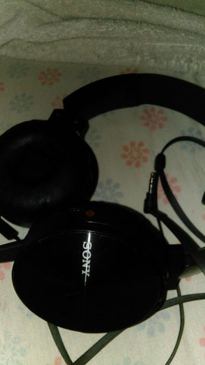 Sony Dolby digital headphones for Sale in Stockton, CA