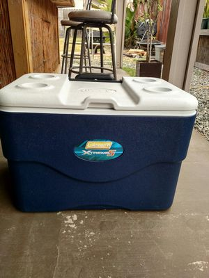 Coleman cooler for Sale in Oceanside, CA