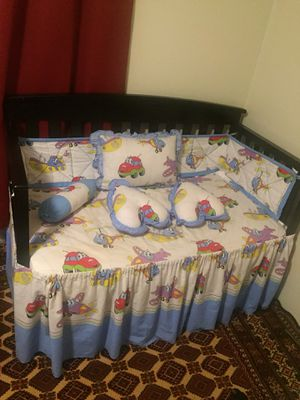 Baby & Toddler Crib Clothe with Blanket for Sale in Dallas, TX