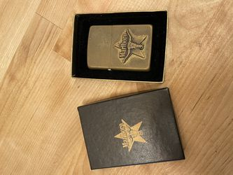 Zippo Brass Marlbro Steer Bull VII - Rare for Sale in Issaquah,  WA