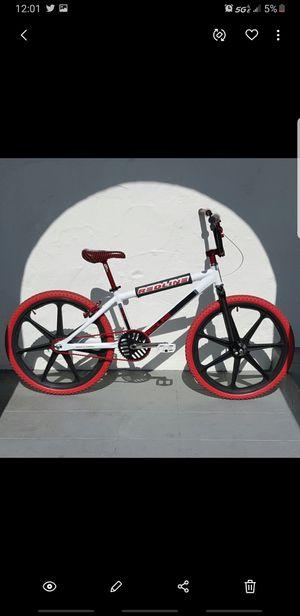 "24"" CUSTOM RETRO REDLINE BMX for Sale in National City, CA"