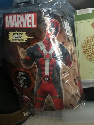 Deadpool costume for Sale in Commerce, CA