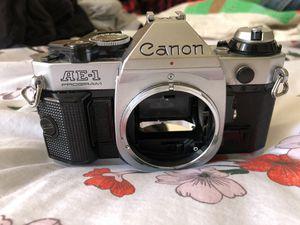 Canon AE-1 Program for Sale in San Francisco, CA