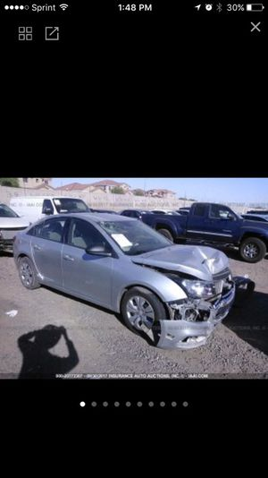 2015 Chevrolet Cruze Parts Only for Sale in Laveen Village, AZ